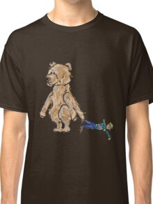 baby bears favorite doll Classic T-Shirt