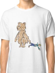 baby bears favorite doll Classic T-Shirt