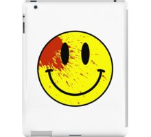 Acid House Smiley Face - Bloodied iPad Case/Skin