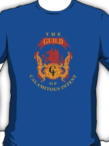 The Guild of Calamitous Intent - The Venture Brothers T-Shirt