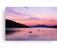 The Perfection of Skye, Scotland Canvas Print