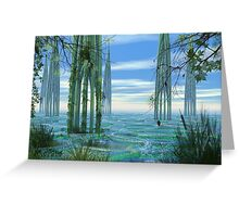 Cathedrals Greeting Card