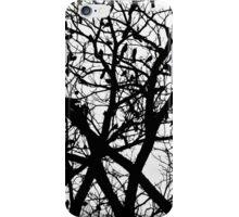 Birds in a Tree iPhone Case/Skin