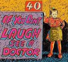 40p a laugh by PennyDolomite