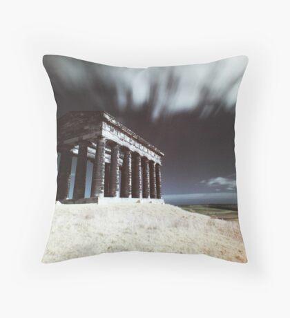 Penshaw (IR) Throw Pillow