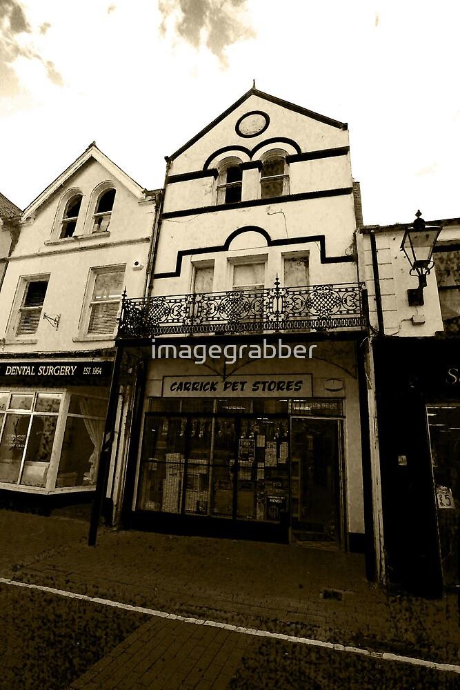 pet shop by imagegrabber