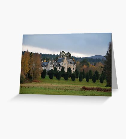 Dall Estate Greeting Card