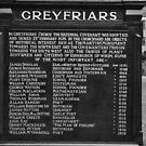 Greyfriars Kirkyard. by Finbarr Reilly