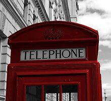 Phone Box by Steve Gardner
