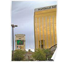 The Mandalay Bay Hotel/Casino Poster