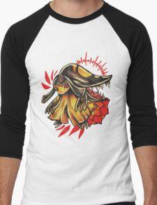 Mawile Men's Baseball ¾ T-Shirt