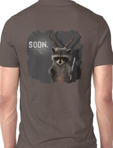 Soon Racoon Unisex T-Shirt