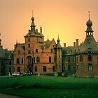 Ooidonk Castle - Belgium by Gilberte