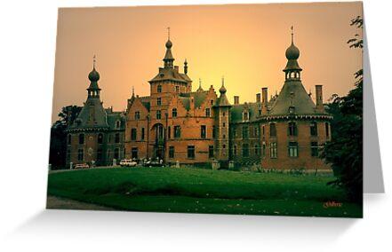 Ooidonk Castle - Belgium by Gilberte