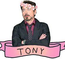 Tony Stark by Kuroko1033
