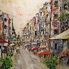 Paris Street Market by Peter McDonnell