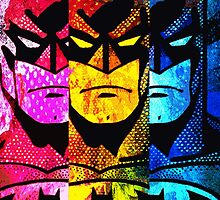 Batman - Pop Art Style by TylerMellark