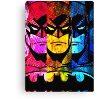 Batman - Pop Art Style Canvas Print