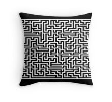 Amaze Throw Pillow