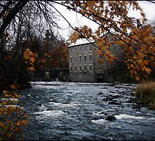 End of Season at Watson's Mill by Brian104