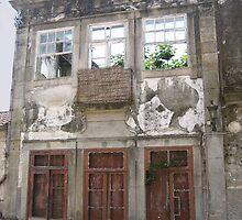 abandoned;... Ponte de Lima Village!...  by sendao