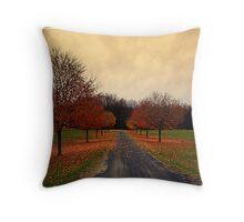 Maple Lane Throw Pillow