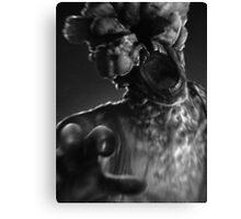 The Last of Us - Clicker Portrait  Canvas Print