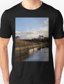 Seaton Sluice Harbour T-Shirt