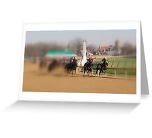 Churchill Downs Greeting Card