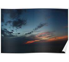 Nature: Sunset Poster