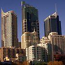 Sky Scraping - Sydney, Australia by timstathers