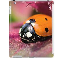Ladybird - Ladybug - Marienkäfer - Glückskäfer II iPad Case/Skin