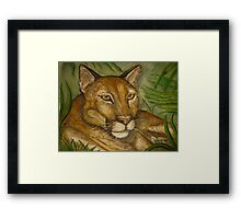 Wish there were more of me! Framed Print