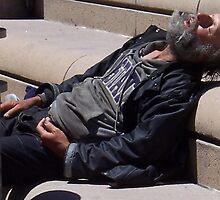 Homeless In San Francisco by longaray2
