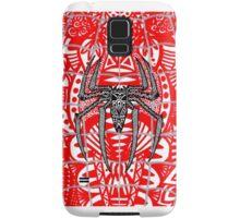 Spider-Man Zentangle Art Samsung Galaxy Case/Skin