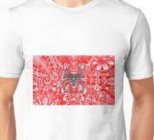 Spider-Man Zentangle Art Unisex T-Shirt