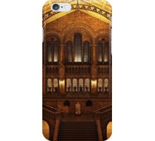 Night at the Museum iPhone Case/Skin
