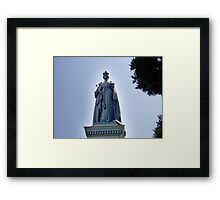 Victoria Regina Framed Print