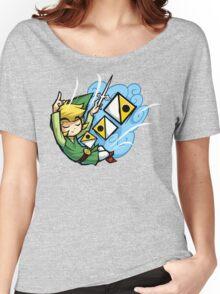 Zelda Wind Waker Wind's Requiem  Women's Relaxed Fit T-Shirt