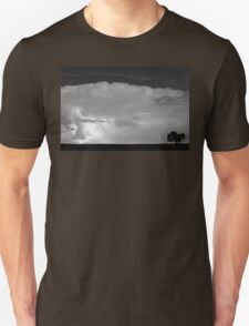 Striking Distance in Black and White T-Shirt
