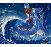 OCEAN QUEEN Photographic Print