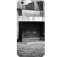 Riverside Seat iPhone Case/Skin