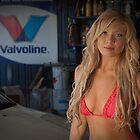 Garage Girl by Kieron Nolan