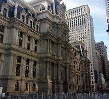 Dillworth Plaza Center City Philadelphia by fasiq77