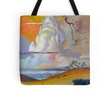 Cottonwood Clouds #3 Tote Bag