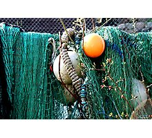 sea yarn Photographic Print