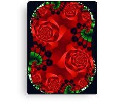 The Rose Garden Canvas Print