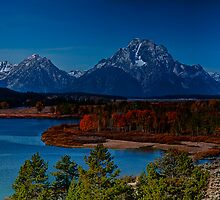 The Oxbow Bend by Suraj Mathew