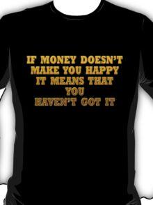 Money Matter T-Shirt