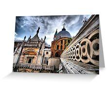 Palazzo Ducale di Venezia Greeting Card